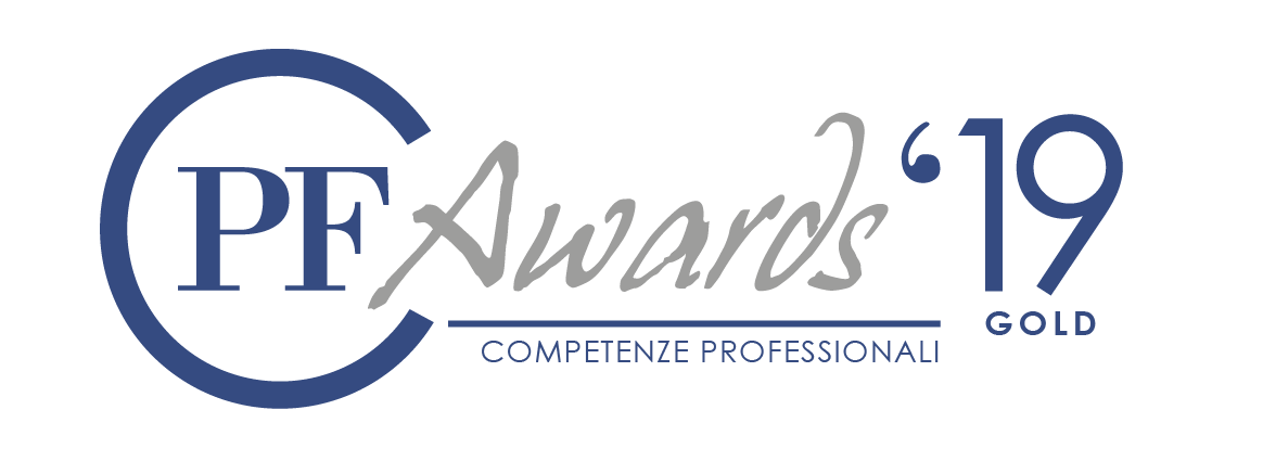Professione Finanza Award 2019 Medaglia D'Oro